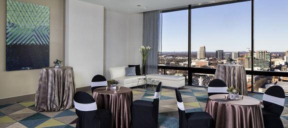 rooftop event venue in midtown atlanta