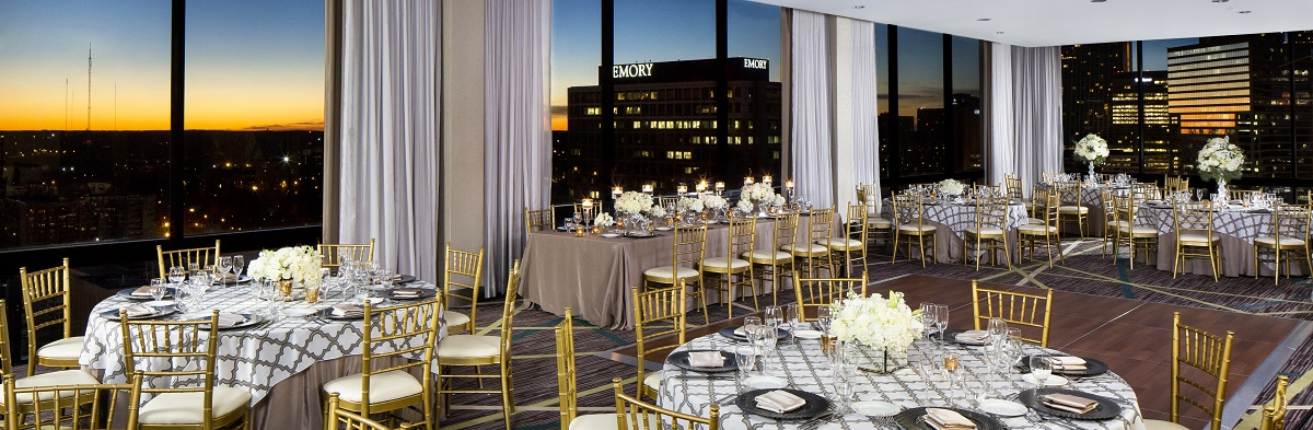 atlanta rooftop event space