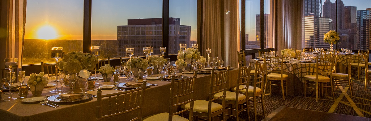 Wedding venues atlanta sky room downtown atlanta midtown atlanta wedding venue junglespirit Gallery